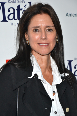 Tony Award winner Julie Taymor is ready for <i>Matilda</i>.<br />(© David Gordon)