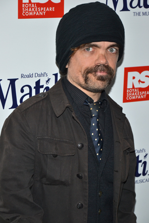 When will we see <i>Game of Thrones</i> star and off-Broadway veteran Peter Dinklage on the Great White Way?<br />(© David Gordon)