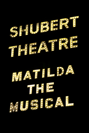 Catch <i>Matilda the Musical</i> at the Shubert Theatre.<br />(© David Gordon)