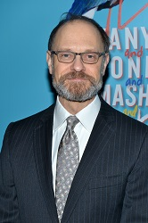 David Hyde Pierce at the opening of <i>Vanya and Sonia and Masha and Spike</i>