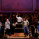 Jeremy Jordan, Norm Lewis, Julia Murney, Jennifer Laura Thompson Sing <i>Wicked</i>, <i>Pippin</i>, and More at Carnegie Hall