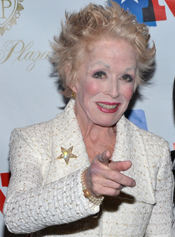 Holland Taylor wants you (to get involved in your community).