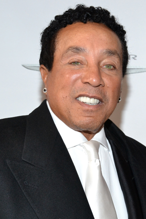 Smokey Robinson is looking dapper on opening night.<br />(© David Gordon)