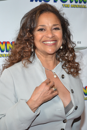 Debbie Allen is excited to see <i>Motown</i>.<br />(© David Gordon)