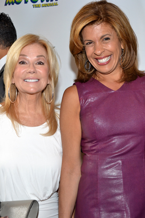 Smile! It's Kathie Lee and Hoda!<br />(© David Gordon)