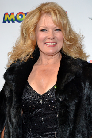 The always stunning Mary Hart smiles for the camera.<br />(© David Gordon)