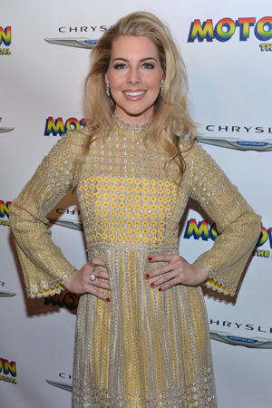 Fresh from last season's <I>Godspell</I>, <I>Motown</I> ensemble member Morgan James just can't seem to stay away from Broadway for very long. <br />(© David Gordon)