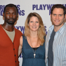 Kelli O'Hara, Steven Pasquale, and the Cast of Off-Broadway's <i>Far From Heaven</i> Meet the Press
