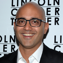 <i>Disgraced</i> playwright Ayad Akhtar