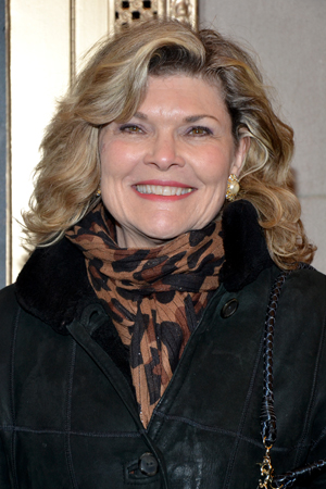 A few weeks after ending her run in Broadway's <i>Cat on a Hot Tin Roof</i>, Debra Monk attends the Great White Way's latest opening.<br />(© David Gordon)