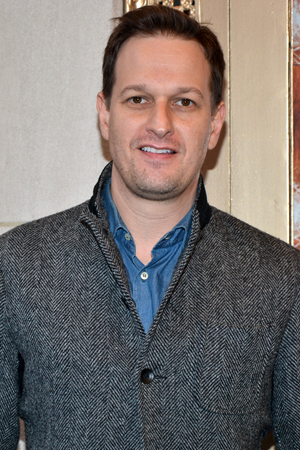 Josh Charles is ready for <i>The Nance</i>.<br />(© David Gordon)