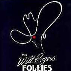 Artwork for the 1991 Broadway production of <i>The Will Rogers Follies</i>