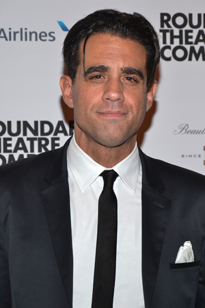 Bobby Cannavale, who stars as Charlie Castle, arrives at his opening night looking dapper, as usual.<br />(© David Gordon)