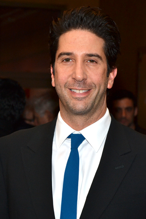 Most recently seen in Playwrights Horizons' <I>Detroit</I> (but best known as Ross from TV's <I>Friends</I>), David Schwimmer knows what it is like to be a highly sought-after star.<br />(© David Gordon)