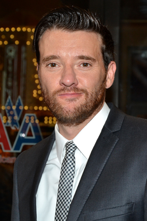 Obie Award winner Jason Butler Harner appeared in last year's hit Off-Broadway play <I>Cock</I>. <br />(© David Gordon)