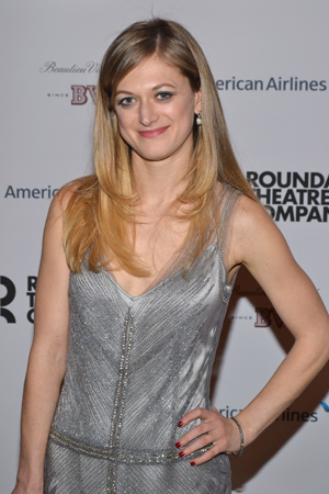 Marin Ireland stars opposite Cannavale as his wife, Marion Castle.<br />(© David Gordon)
