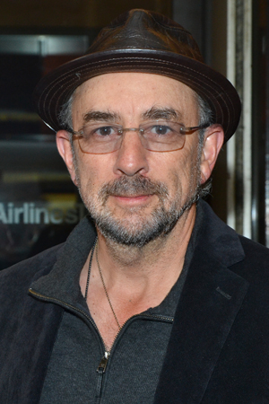Richard Schiff (<I>The West Wing</I>) made his Broadway debut opposite Bobby Cannavale in last year's revival of <I>Glengarry Glen Ross</I>.<br />(© David Gordon)