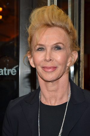 English actress Trudie Styler is married to Sting. Their oldest daughter, Mickey Sumner, recently made her Off-Broadway debut in <I>The Lying Lesson</I> at Atlantic Theater Company. <br />(© David Gordon)