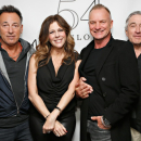 Tom Hanks, Robert De Niro, Bruce Springsteen, and More Catch Rita Wilson at 54 Below
