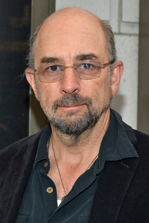 <i>Glengarry Glen Ross</i> scene-stealer Richard Schiff is ready for another opening on Broadway.<br />(© David Gordon)