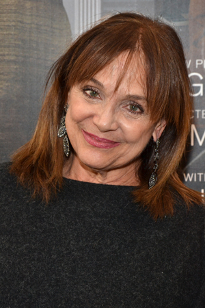 Fabulous as ever, Valerie Harper, who starred in MTC's production of <i>The Tale of the Allergist's Wife</i>, is ready for a night at the theater.<br />(© David Gordon)