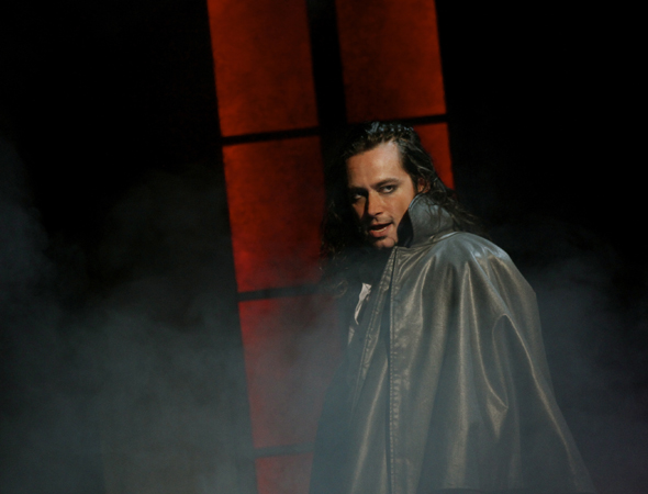Constantine Maroulis as his alterego, Mr. Edward Hyde<br />© Chris Bennion