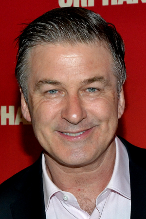 Alec Baldwin leads the company as Harold, a Chicago gangster.<br />(© David Gordon)