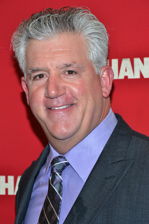 <i>Billy Elliot</i> Tony Award winner Gregory Jbara is always thrilled to see a Broadway show.<br />(© David Gordon)