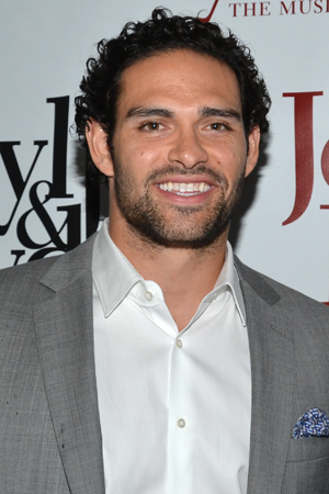 New York Jets player Mark Sanchez is an ardent Broadway supporter.<br />(© David Gordon)