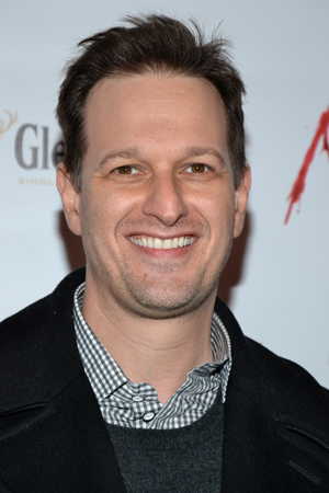 Josh Charles is thrilled to celebrate his <i>Good Wife</i> costar, Alan Cumming.<br />(© David Gordon)