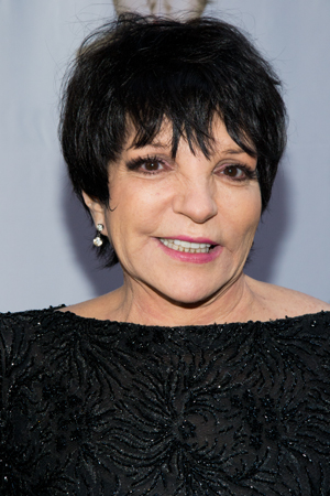 Tony and Academy Award winner Liza Minnelli wouldn't miss her BFF Alan Cumming's Broadway opening night.<br />(© David Gordon)