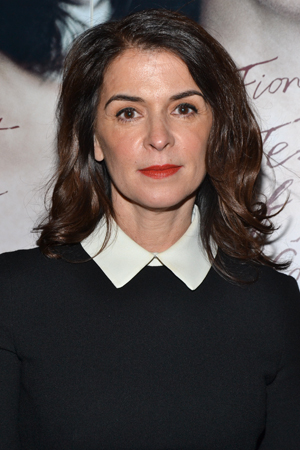 Annabella Sciorra last appeared on Broadway in <i>The Motherf**ker With the Hat</i>, a show produced by Scott Rudin.<br />(© David Gordon)