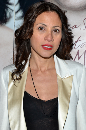 Elizabeth Rodriguez costarred in Broadway's <i>The Motherf**ker With the Hat</i>, which Scott Rudin produced.<br />(© David Gordon)
