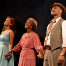 Broadway Welcomes Back <i>The Trip to Bountiful</i> on its Opening Night