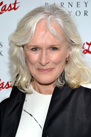 Tony Award winner Glenn Close is excited to see her pal Bette Midler return to Broadway.<br />(© David Gordon)