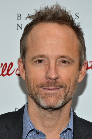 John Benjamin Hickey costarred alongside <i>I'll Eat You Last</i> director Joe Mantello in the 2011 Broadway revival of <i>The Normal Heart</i>.<br />(© David Gordon)