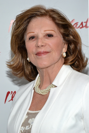 Tony Award winner Linda Lavin is never one to miss a Broadway opening.<br />(© David Gordon)