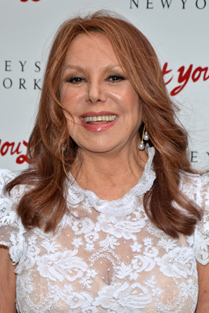 Marlo Thomas was a longtime pal of <i>I'll Eat You Last</i> subject Sue Mengers.<br />(© David Gordon)