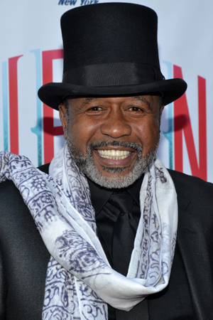 Ben Vereen, who won a Tony Award for his performance in the original Broadway production of <i>Pippin</i>, is excited to cheer on the show's first major revival.<br />(© David Gordon)