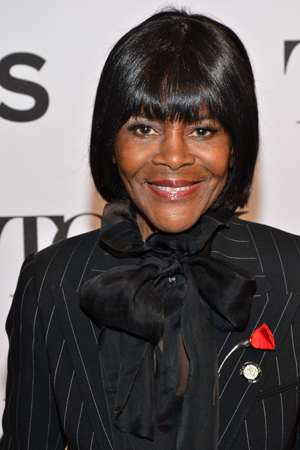Cicely Tyson is nominated for her heartfelt portrayal of Mrs. Carrie Watts in Horton Foote's <i>The Trip to Bountiful</i>.<br />(© David Gordon)