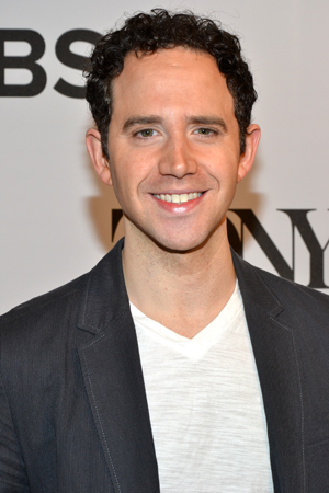 Santino Fontana received a Leading Actor in a Musical nomination for his work as Prince Topher in <i>Cinderella</i>.<br />(© David Gordon)