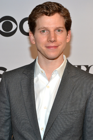 "<i>Kinky Boots</i> Leading Actor nominee Stark Sands calls performing his show ""a celebration and a special event every night.""<br />(© David Gordon)"