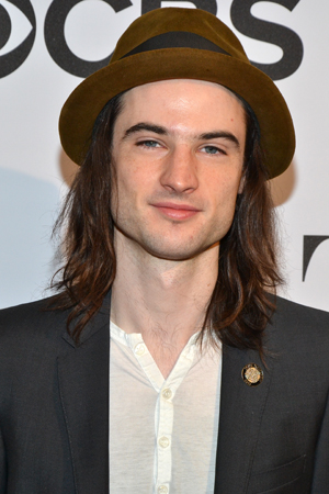 "<i>Orphans</i> Leading Actor nominee Tom Sturridge called his nomination an ""inexplicable mingling of disbelief and delight.""<br />(© David Gordon)"