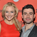 Off-Broadway's <i>The Last Five Years</i>, Starring Adam Kantor and Betsy Wolfe, to Receive New Cast Recording