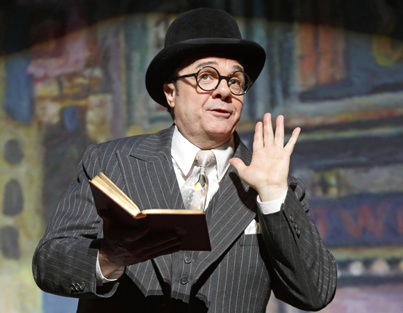 Nathan Lane in <i>The Nance</i>