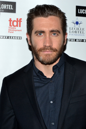 Jake Gyllenhaal served as a presenter and was nominated for his work in the play <i>If There Is I Haven't Found It Yet</i>.<br />(© David Gordon)