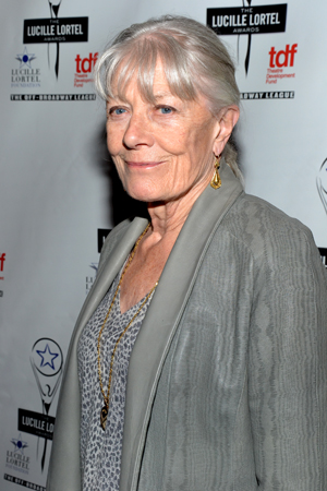 Vanessa Redgrave was nominated for her work in the drama <i>The Revisionist</i>.<br />(© David Gordon)