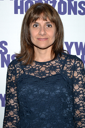 Obie Award-winning playwright Gina Gionfriddo authored last season's <I>Rapture, Blister, Burn</I>.<br />(© David Gordon)