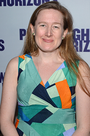 Tony Award-nominated playwright Sarah Ruhl (<I>In the Next Room, Or The Vibrator Play</I>) will have the New York City premiere of her newest play, <I>Stage Kiss</I> at Playwrights Horizons in 2014. <br />(© David Gordon)