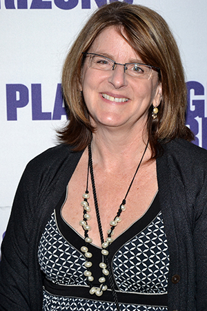 Wendy MacLeod is the author of <I>Juvenilia</I> and <I>The Water Children</I>, both of which premiered at Playwrights Horizons.  <br />(© David Gordon)